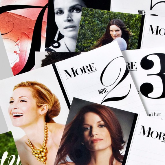 MORE Magazine – Beauty Notes