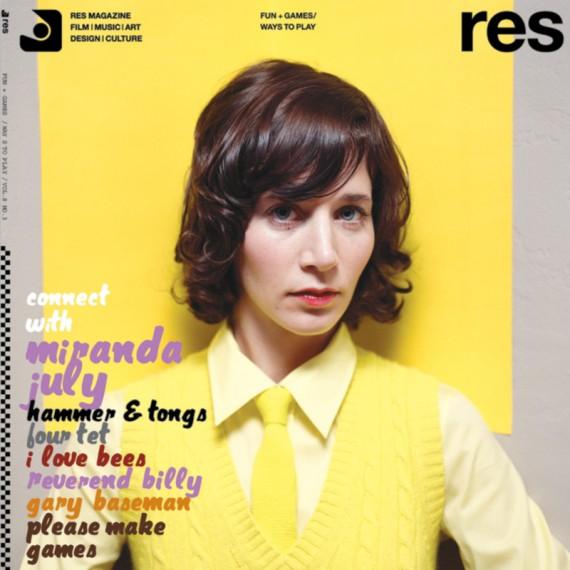 RES Magazine – Film/Music/Art/Design/Culture